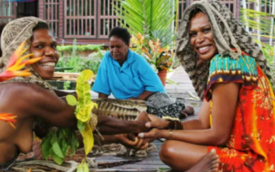 Trauma, Healing and Resources for Victims of Gender-Based Violence in Papua New Guinea