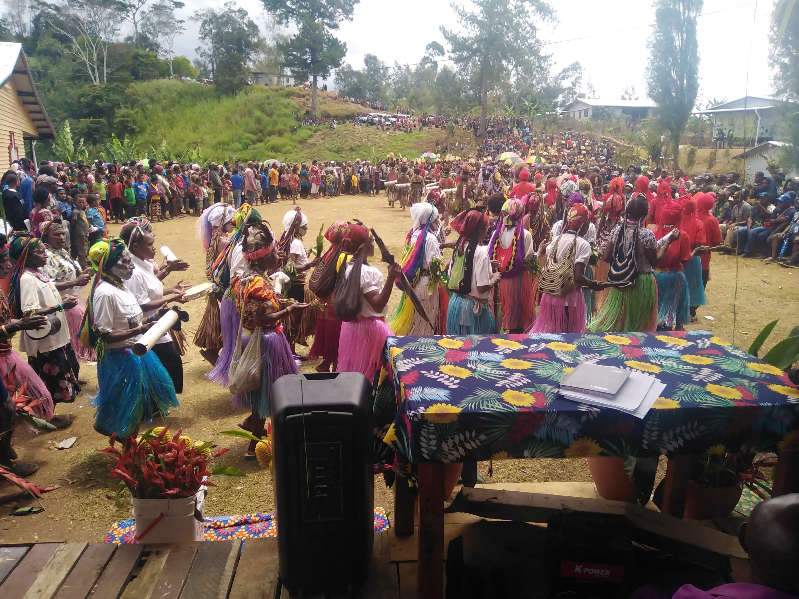 Gender-Based Violence in the Highlands of Papua New Guinea: A Literature Review